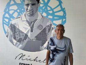 Míchel fue un gran jugador, pero también un gran ser humano; así lo recuerda don Poncho