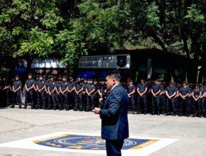 Designan a Fernando Rodríguez Director de la Academia de Policía en León