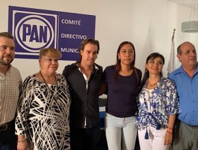 Se inscriben seis militantes de Irapuato para conformar Consejo Estatal del PAN