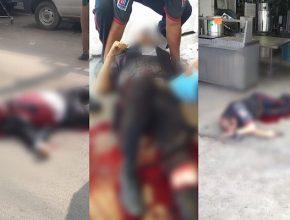 Un muerto y dos lesionados en intento de asalto a camioneta de valores en León