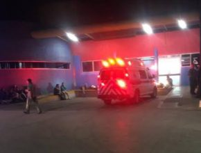 Grave mujer por una bala perdida en Irapuato