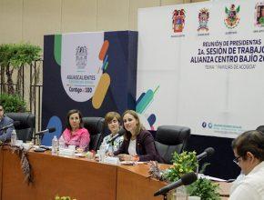 Alianza Centro-Bajío-Occidente se fortalece y suma acciones en favor del Desarrollo Integral de las Familias