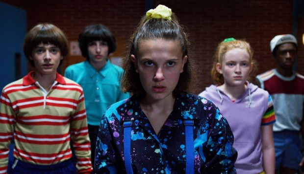 Stranger Things rompe récord de audiencia