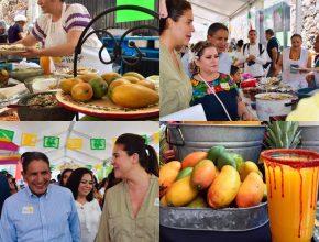 Supera expectativas Tercer Festival del Mango en Pénjamo