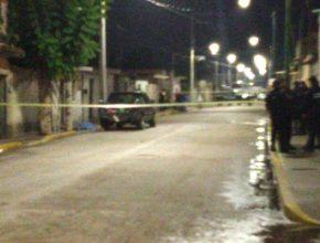 Ataque armado deja tres personas muertas en Celaya