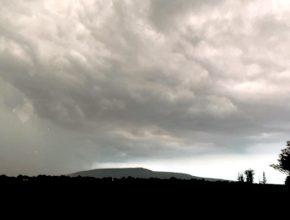 Seguirá lloviendo fuerte en Guanajuato