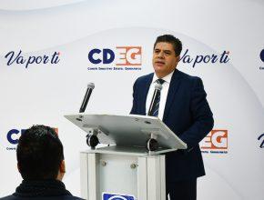 México necesita líderes congruentes: Román Cifuentes