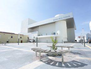 Abre el Telón el Teatro de la Ciudad en Purísima