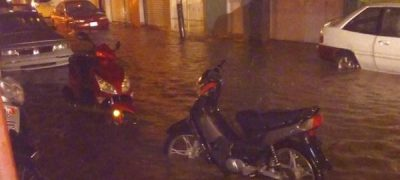 Lluvia dejó 9 colonias afectadas en Irapuato