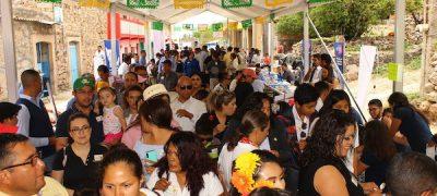 Miles de asistentes disfrutan el Festival del Mango