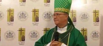 Violencia, seguridad y extorsión; están dañando al prójimo: Obispo