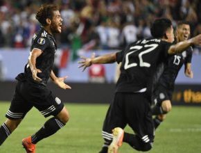 El 'Tri' recupera el trono de Concacaf al vencer a EU 1-0
